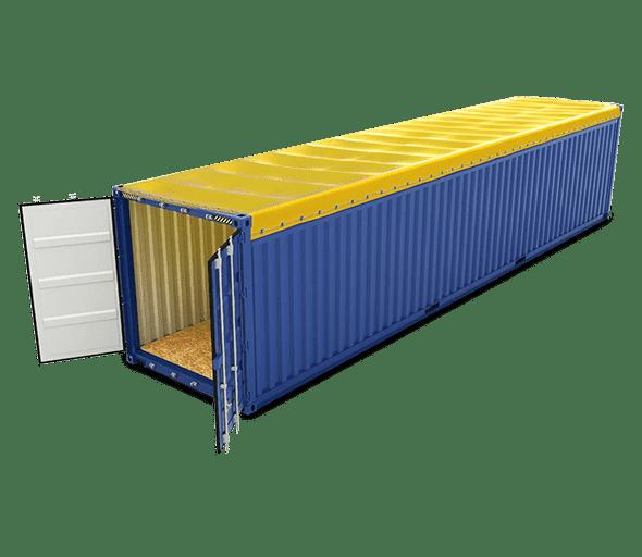 Контейнер для перевозки больших грузов