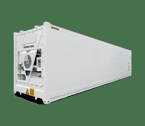 рефрижераторный контейнер для габаритных грузов