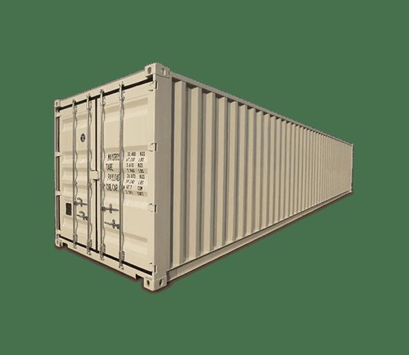 стандартный контейнер для перевозки грузов